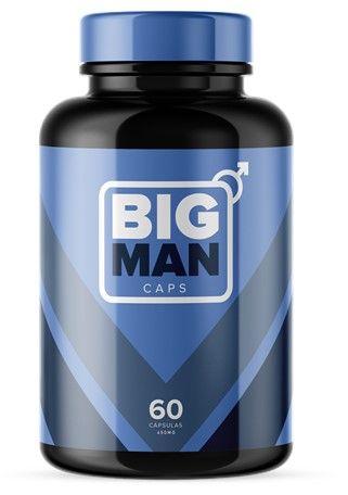 big man caps